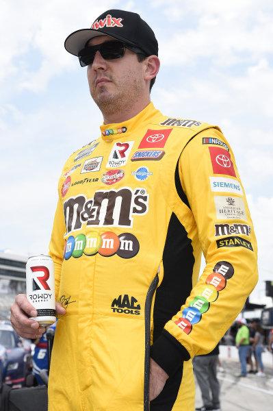 #54: Kyle Busch, Joe Gibbs Racing, Toyota Supra Twix