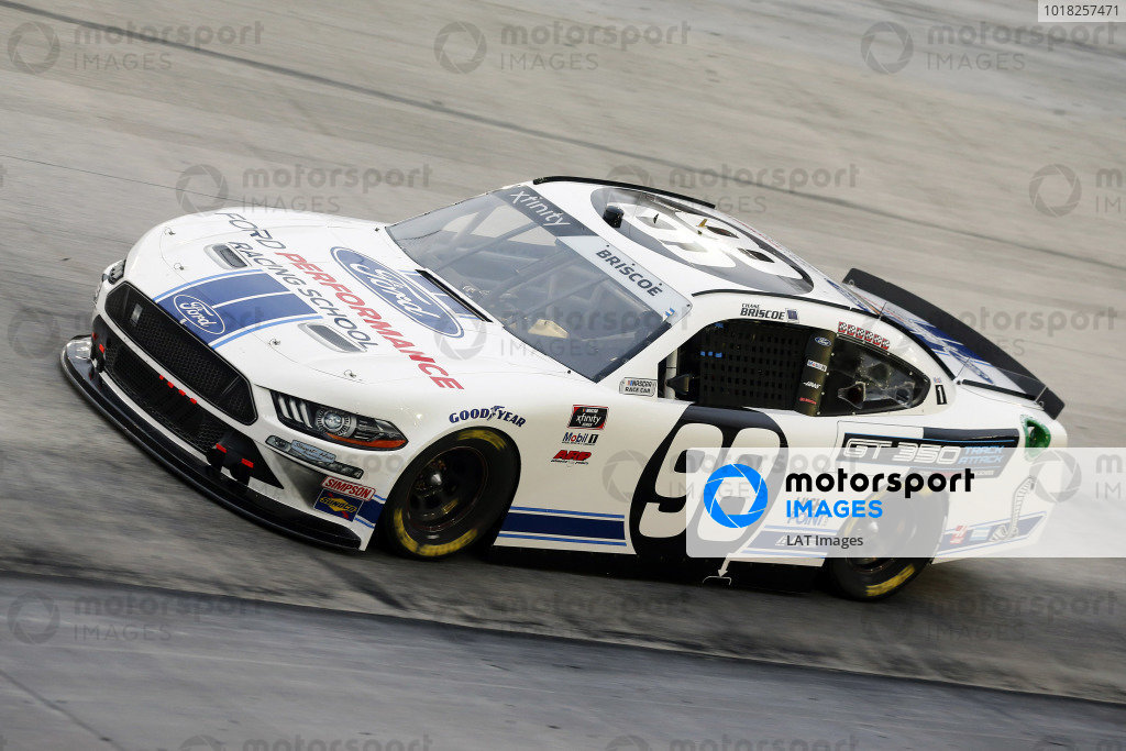 #98: Chase Briscoe, Stewart-Haas Racing, Ford Mustang Ford Performance Racing School