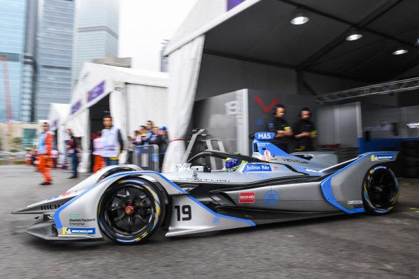 Felipe Massa (BRA), Venturi Formula E, Venturi VFE05 exits the garage