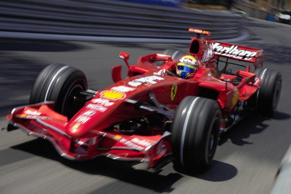 Felipe Massa, Ferrari F2007.