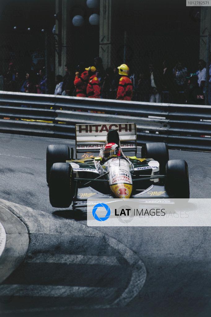 1994 Monaco Grand Prix.