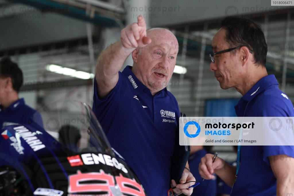 Silvano Galbusera, Yamaha Factory Racing.