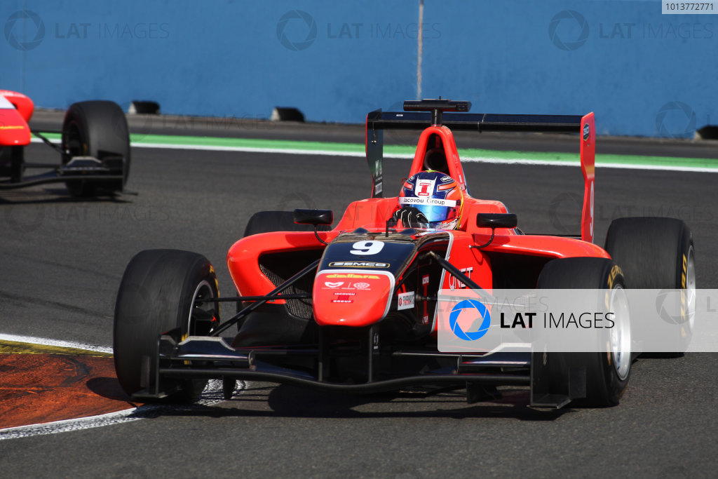 2012 GP3 Series Valencia, Spain