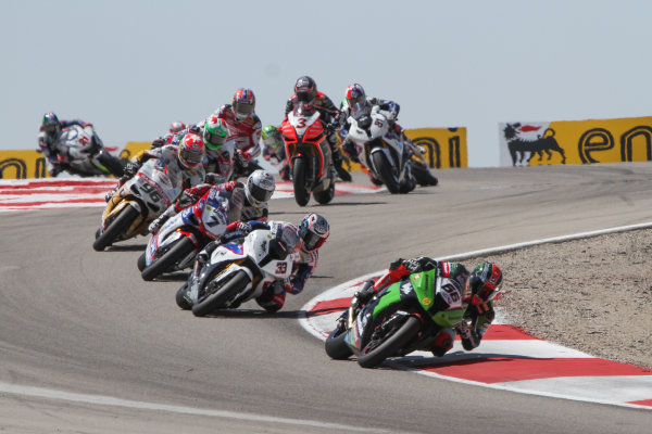 28 May 2012, Miller Motorsports Park, Toole, Utah USARace startWorld Copyright: Covy Moore/LAT Photographic