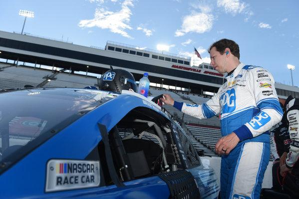 Brad Keselowski, Team Penske Ford PPG, Copyright: Jared C. Tilton/Getty Images.