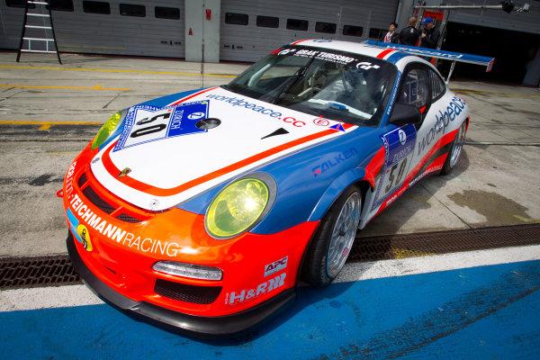#50 raceunion Teichmann Racing Porsche 911 GT3 Cup