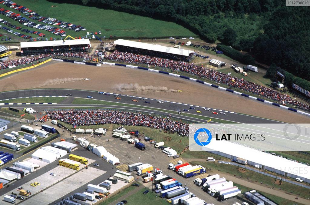 2001 British Grand Prix - RACE