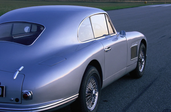 1950 Aston Martin DB2 Vantage. Owned by Briggs Cunningham, LML / 50/21 is the first Aston Martin with Vantage package. Mainz, Germany.