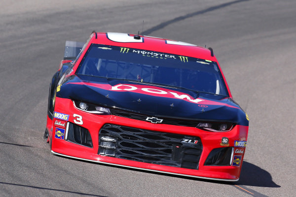 #3: Austin Dillon, Richard Childress Racing, Chevrolet Dow