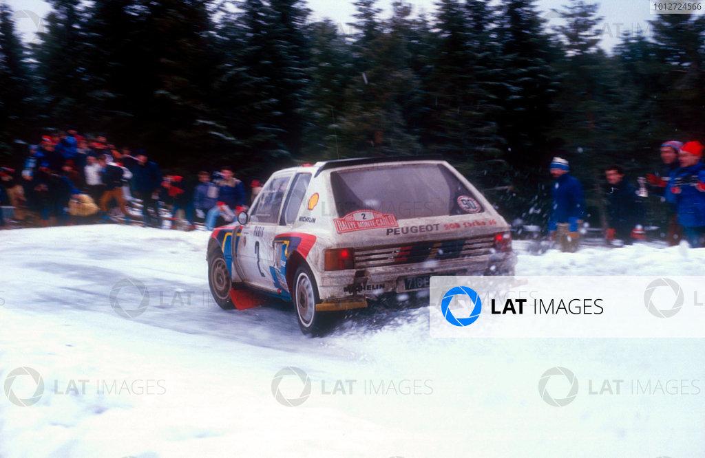 1985 FIA World Rally Championship