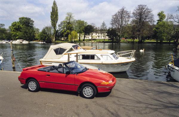Ford Capri (Australia).
