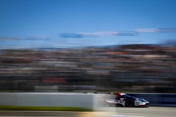 #66 Ford Chip Ganassi Racing Ford GT, GTLM: Sebastien Bourdais, Dirk Mueller