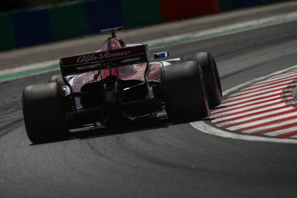 Marcus Ericsson, Sauber C37 Ferrari.