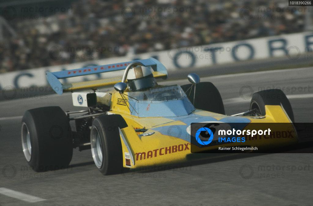 Mike Hailwood, Matchbox Team Surtees, Surtees TS10 Ford.