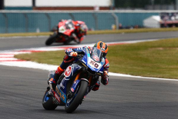 Michael van der Mark, Pata Yamaha, Chaz Davies, Aruba.it Racing-Ducati Team.