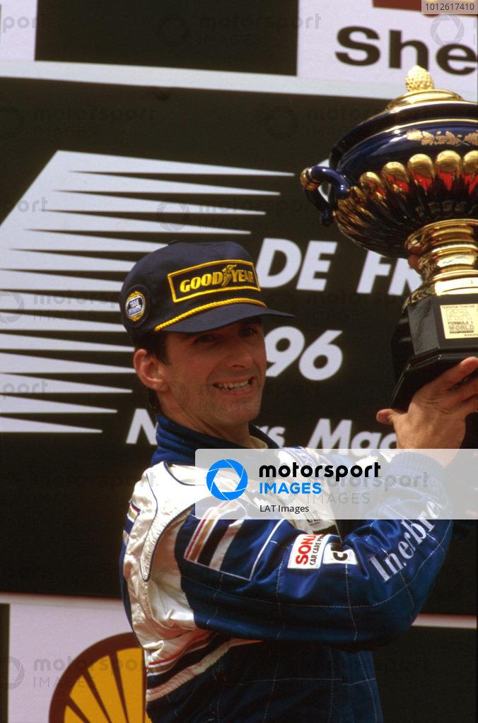 1996 French Grand Prix.