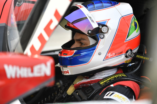 #31 Whelen Engineering Racing Cadillac DPi, DPi:  Pipo Derani