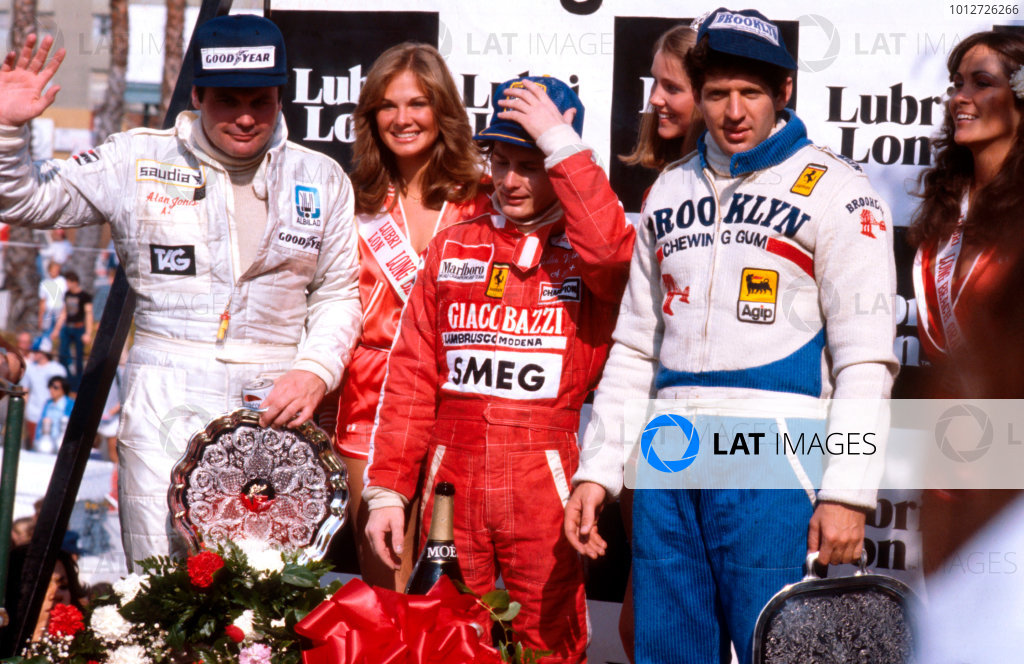 1979 United States Grand Prix West.