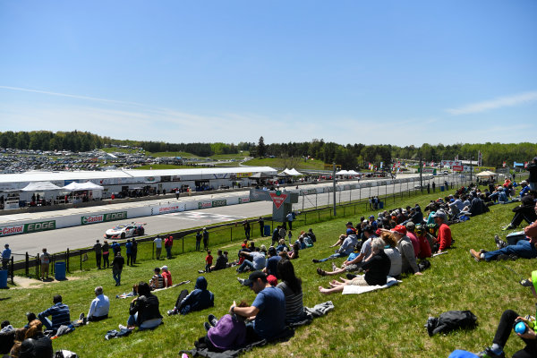 Pirelli World Challenge Victoria Day SpeedFest Weekend Canadian Tire Motorsport Park, Mosport, ON CAN Saturday 20 May 2017 Ryan Eversley/ Tom Dyer World Copyright: Richard Dole/LAT Images ref: Digital Image RD_CTMP_PWC17114