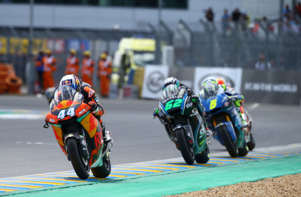 2017 Moto2 Championship - Round 5 Le Mans, France Sunday 21 May 2017 Miguel Oliveira, Red Bull KTM Ajo World Copyright: Gold & Goose Photography/LAT Images ref: Digital Image 671767