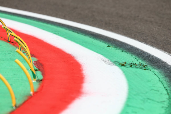 2017 Superbike World Championship - Round 5 Imola, Italy. Thursday 11 May 2017 Track detail World Copyright: Gold and Goose Photography/LAT Images ref: Digital Image 669310