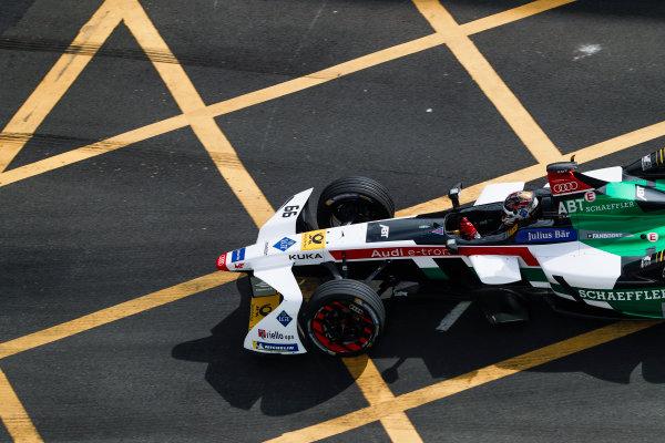 2017/2018 FIA Formula E Championship. Round 1 - Hong Kong, China. Saturday 02 December 2017. Daniel Abt (GER), Audi Sport ABT Schaeffler, Audi e-tron FE04. Photo: Alastair Staley/LAT/Formula E ref: Digital Image _ALS6054