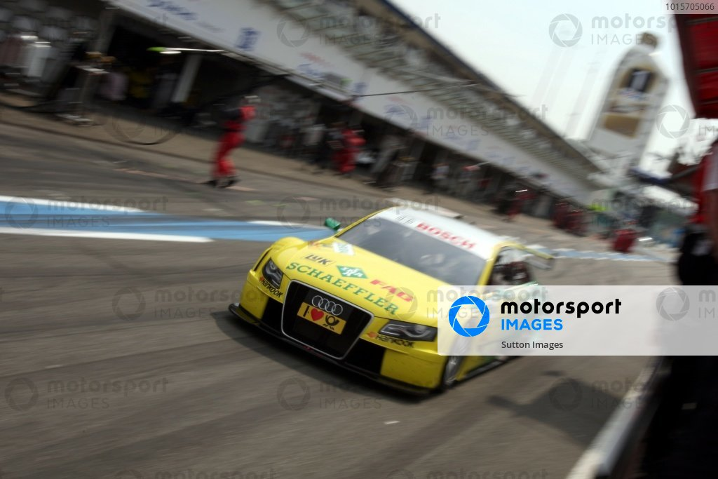 Martin Tomczyk (GER), Audi Sport Team Phoenix.