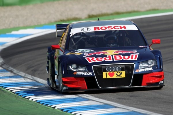 Mattias Ekstrom (SWE), Audi Sport Team Abt Sportsline.
