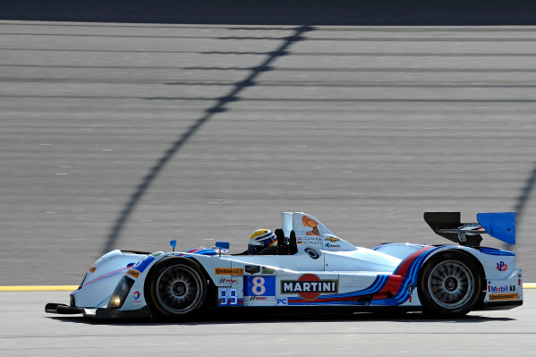 6-7 June, 2014, Kansas City, Kansas USA 8, Chevrolet, ORECA FLM09, PC, Mirco Schultis, Renger van der Zande ?2014, F. Peirce Williams LAT Photo USA
