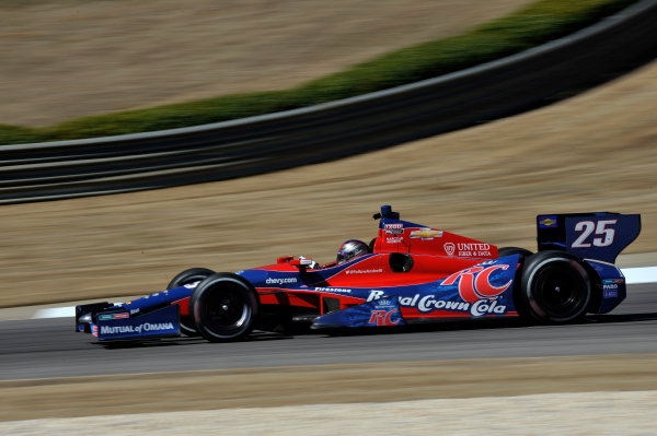 12-13 March 2013, Birmingham, Alabama USA Marco Andretti ©2013, Scott R LePage LAT Photo USA