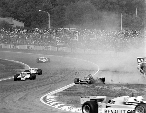 Imola, Italy. 12-14 September 1980.
