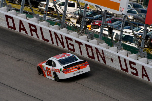 NASCAR XFINITY Series Sport Clips Haircuts VFW 200 Darlington Raceway, Darlington, SC USA Saturday 2 September 2017 Dakoda Armstrong, JGL Racing Toyota Camry World Copyright: Nigel Kinrade LAT Images