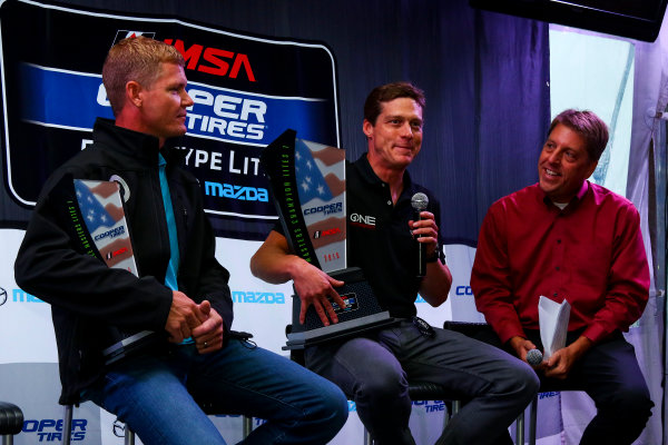 30 September - 2 October, 2015, Braselton, Georgia USA IMSA Cooper Tire Prototype Lites L1 Masters Champions ?2015, Jake Galstad LAT Photo USA