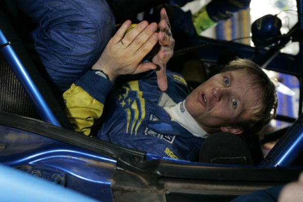 2006 FIA World Rally Champs. Round 6Rally Argentina. 27th-30th April 2006Petter Solberg, portrait.World Copyright: McKlein/LAT