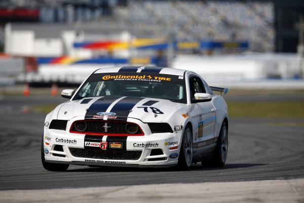 3-5 January, 2014, Daytona Beach, Florida, USA #78, Mustang, Boss 302 R, Lucas Bize, David Levine © 2014, Michael L. Levitt LAT Photo USA