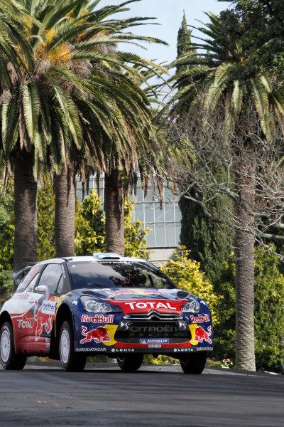 Round 7, Rally New Zealand, 21st-24th June 2012Mikko Hirvonen, Citroen, action