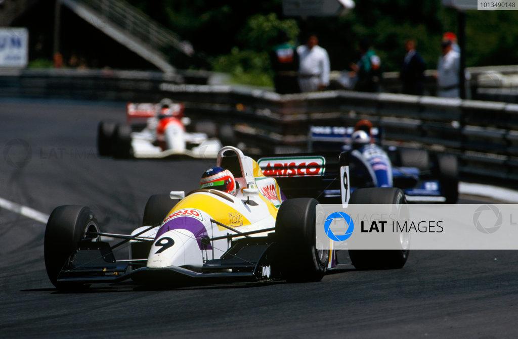 1992 International Formula 3000 Championship.
