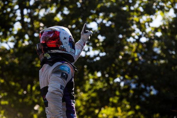 2015 Formula E  Buenos Aires e-Prix, Argentina Saturday 6 February 2016. Sam Bird (GBR), DS Virgin Racing DSV-01  Photo: Sam Bloxham/FIA Formula E/LAT ref: Digital Image _SBL1027