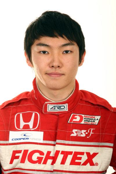 Media Day, Silverstone 31st March,Daisuke Nakajima (JPN) - Raikkonen Robertson Racing Dallara MercedesWorld Copyright: Ebrey/LAT Photographic
