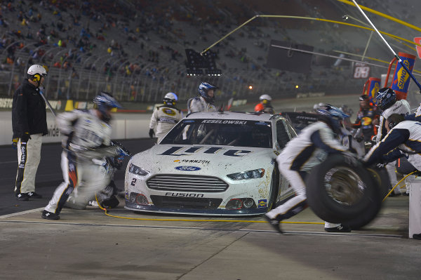March 14-16, 2014, Bristol, Tennessee, USA.  Brad Keselowski  ©2014, John Harrelson / LAT Photo USA