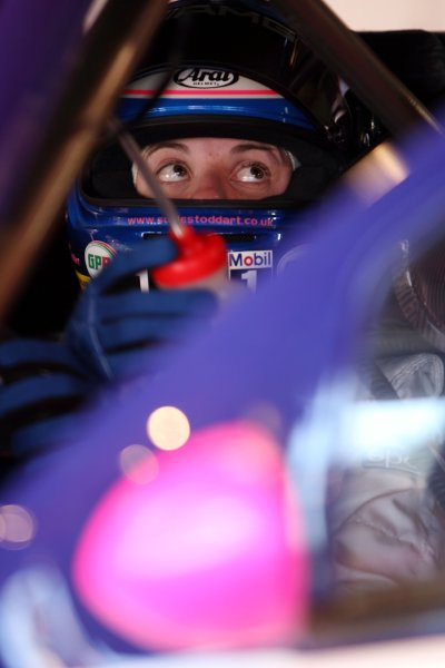 2006 DTM Championship.Round 1, Hockenheimring. 7th - 9th April 2006.Susie Stoddart (GBR), Mücke Motorsport, AMG-Mercedes C-KlasseWorld Copyright: Miltenburg/LATref: Digital Image Only