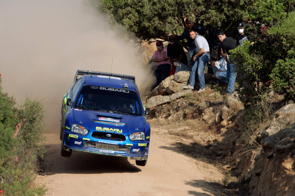 2004 FIA World Rally Champs. Round thirteen, 