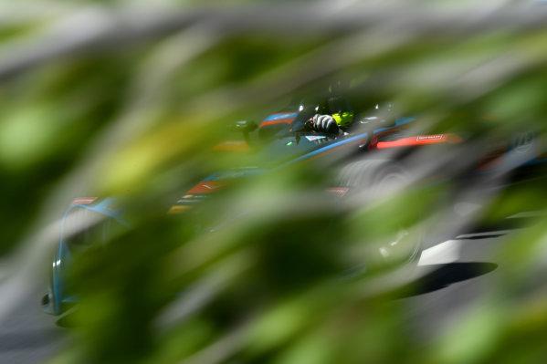 2016/2017 FIA Formula E Championship. Round 12 - Montreal ePrix, Canada Sunday 1 January 2012. Tom Dillmann (FRA), Venturi, Spark-Venturi, Venturi VM200-FE-02. Photo: Patrik Lundin/LAT/Formula E ref: Digital Image PL1_3310 copy