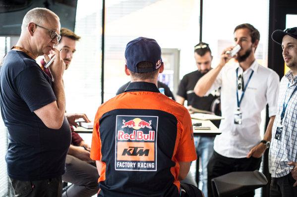 2017 MotoGP Championship - Round 8 Assen, Netherlands Thursday 22 June 2017 Pol Espargaro, Red Bull KTM Factory Racing World Copyright: Gold and Goose Photography/LAT Images ref: Digital Image MotoGP-300-10519
