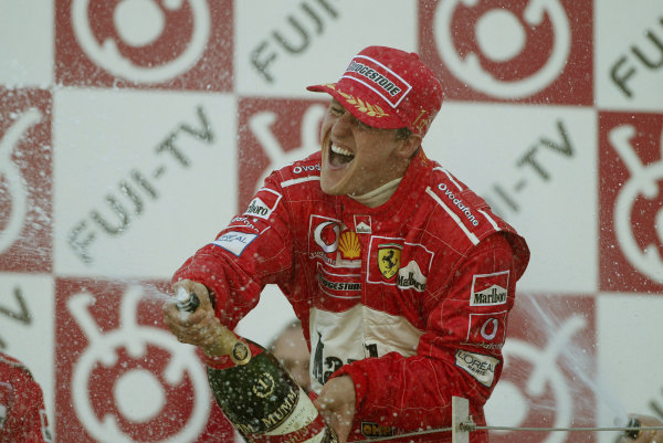 Michael Schumacher Photos