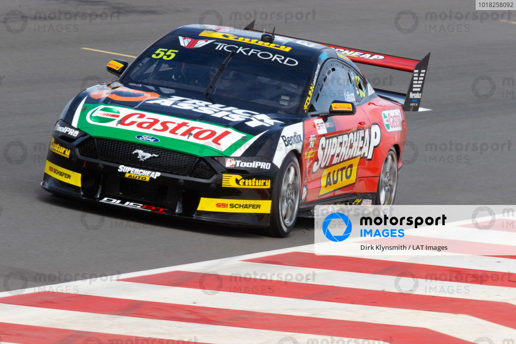 Jack Le Brocq, Tickford Racing Ford