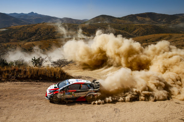 FIA World Rally Championship 2019 / Round 03 / Rally Mexico / March 7th-10th, 2019 // Worldwide Copyright: Toyota Gazoo Racing WRC