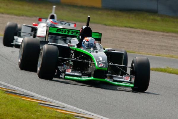 2002 Formula Nippon ChampionshipMine, Japan. 19th May 2002.Satoshi Motoyama, XBox Impul, action.World Copyright: Yasushi Ishihara/LAT Photographicref: Digital Image Only
