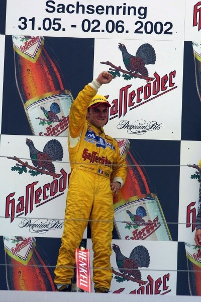 Laurent Aiello (FRA) won the race.
