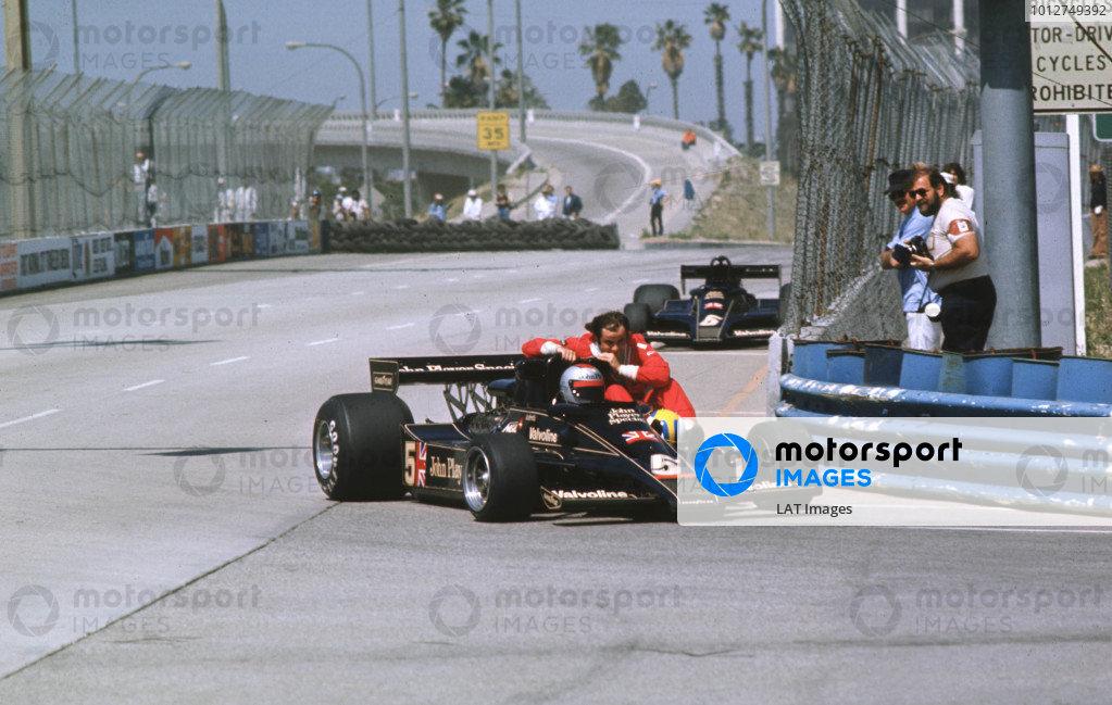 1977 United States Grand Prix West.